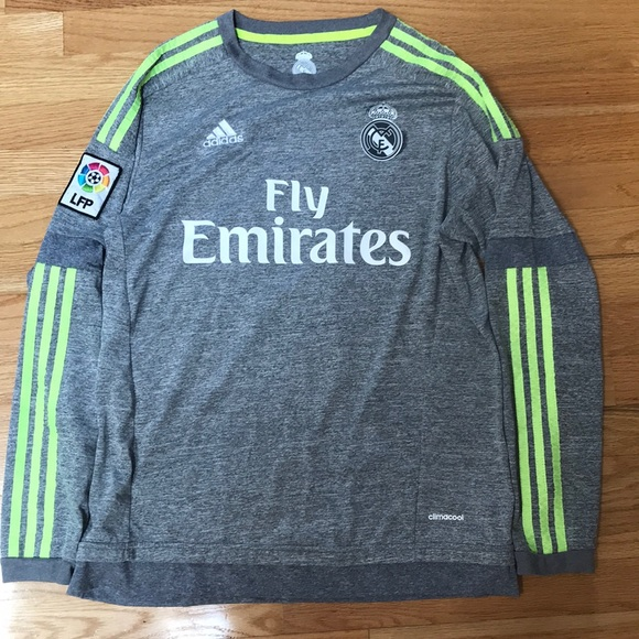finest selection 21f60 cec84 Gareth Bale #11 Real Madrid Soccer/Football Jersey
